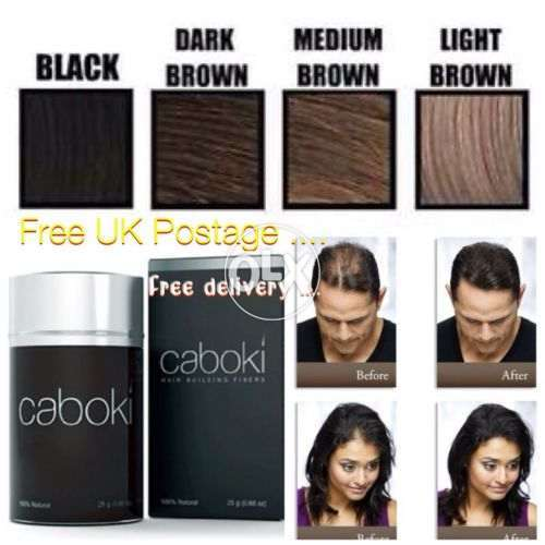 caboki hair building fiber for sell 0