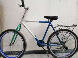 Bicycle Japanese, very smooth and clear condition price 5500.