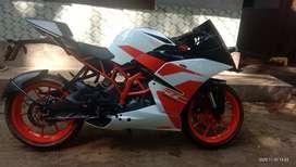 KTM RC 200 full condition