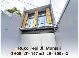 Ruko Pinggir Jalan Monjali