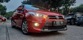 Toyota Yaris S Trd Automatic Nik 2016 Km35rb Limited Edition
