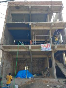 commercial building for lease on Ramachandrapuram main road