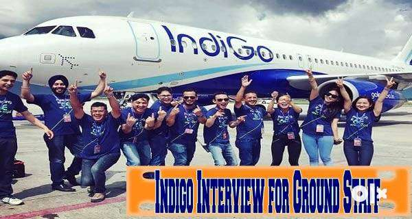 BOOM;; Bumper Hiring for Ground Staff in Indigo Airlines - Airport Job 0