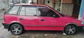 Mobil Suzuki Forsa Amynity Tahun 1990. Mulus pemakaian pribadi