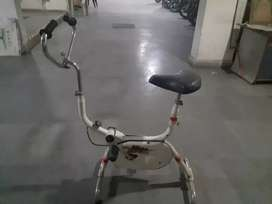 Exercise cycle at good condition
