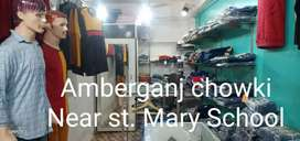Very good condition full setup shop amberganj chowki