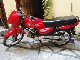 Eagle 100cc Bike