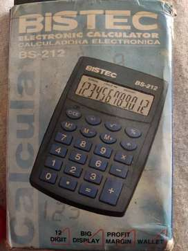 BISTEC CALCULATOR