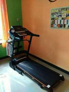 M3 montana Electric Treadmill 3F bergaransi