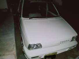 Mehran Engine and Body in New Condition