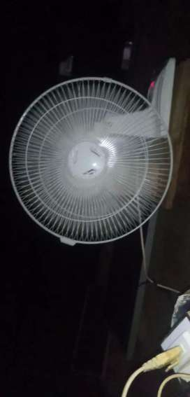 Fan good condition Two day use only price 3000