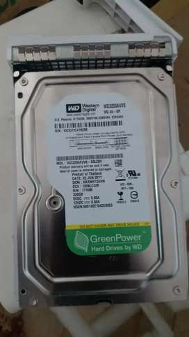 Western digital WD3200AVVS 320GB HDD for desktop DVR NVR