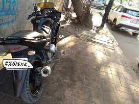 Yamaha R15 2010 dec,good conditions no work in bike all documents aval