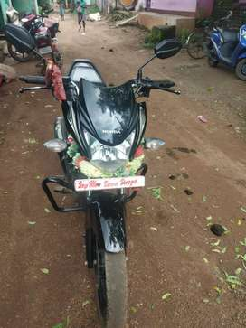 Honda cb shine SP 125 cc is well condition n all are okay.