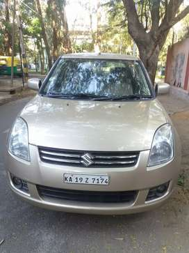 Swift Dzire BANGALORE Registered Car