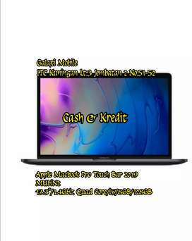 Apple Macbook Pro 2019 TB MUHN2 8GB/128GB Bisa Cash Kredit Minat Japri