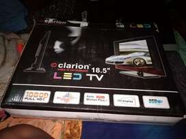 Clarion led tv 22inch