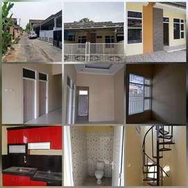 Dijual Rumah Baru di Rajabasa