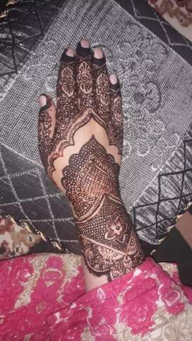 contact me for eid mehandi