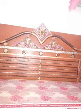 Double bed new 6/6