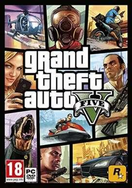GTA5 pc game 70gb