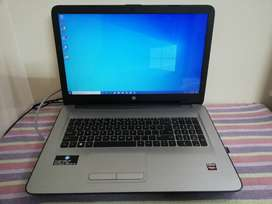"HP 17"" Laptop in Very Good Condition"