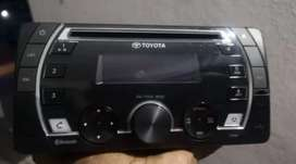 Toyota music system