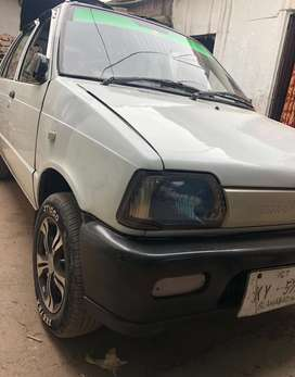 Suzuki mehran mint condition