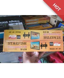 BRAKET TV STARFISH KUAT MANTAP