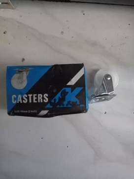 Roda casters (lemari / etalase) AK 50MM