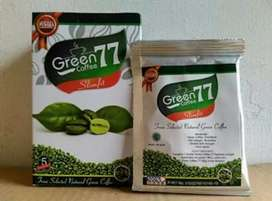 Coffe Green 77 Slimfit...Kirim COD, Ojol, Pos, Jne