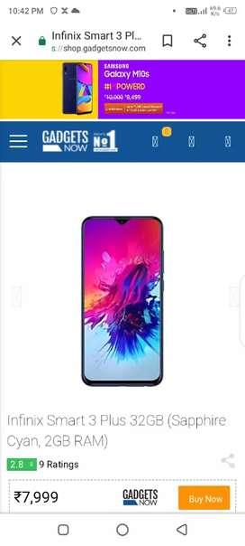 New phone online kl open kiya...1 day used 7100
