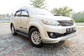 Toyota Fortuner G TRD Sportivo A/T Tahun 2013