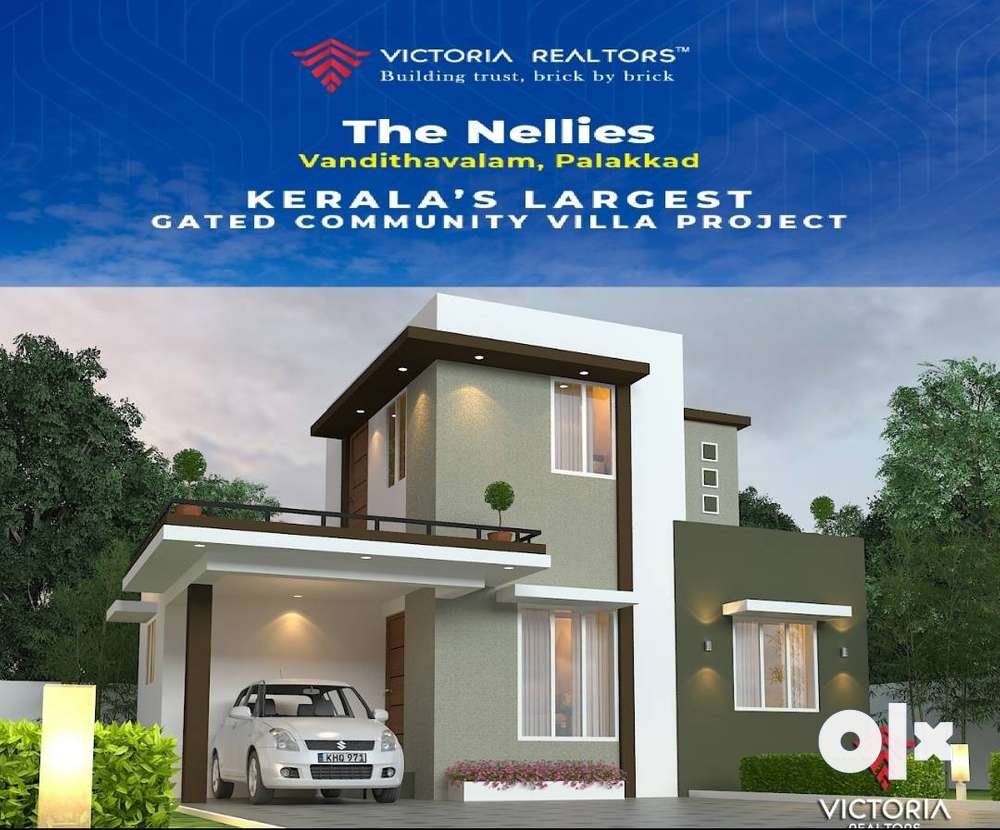 kerala s largest gated community villas for sale in palakkad