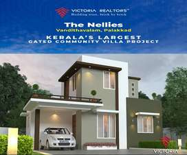 Kerala's largest gated community villas for sale in Palakkad