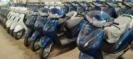 New Honda Bs6 Activa6g low down payment 12000