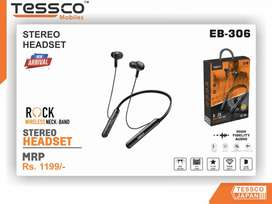 TESSCO BLUETOOTH NECKBAND 6 MONTH WARRANTY PRODUCT WITH DISCOUNTPRICE