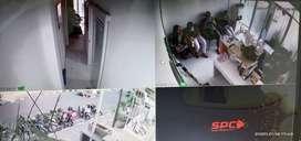 Rumah Anda Tidak Aman? Segeralah Pasang CCTV 2Mp
