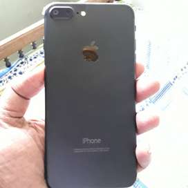 apple iphone 8plus 128gb rom perfectly working on cod available.