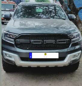 Ford Endeavour Diesel Well Maintained