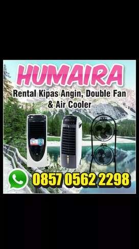 Rental / sewa kipas angin , air cooler