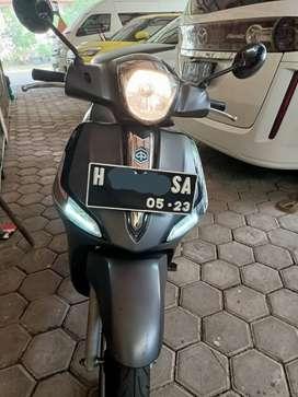 JUAL VESPA MATIC  LIBERTY ABS 155cc