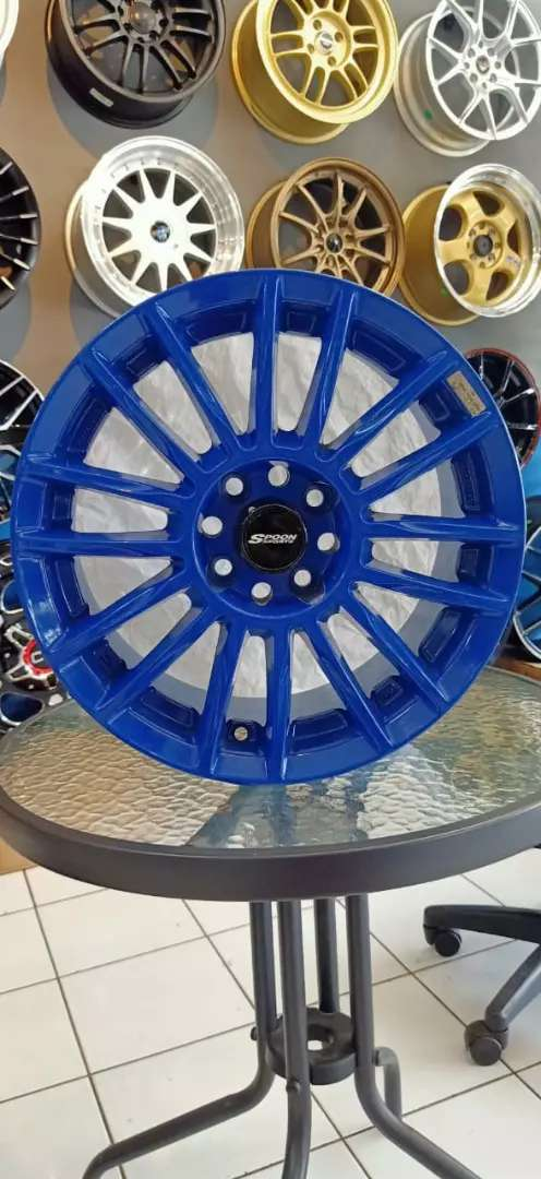 Cicilan velg amw racing ring 15 hole 8 0