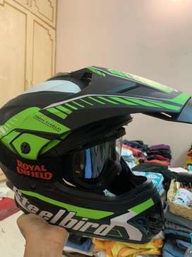Steelbird men's helmet