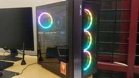 AMD Ryzen 5 3500X/Nvidia Geforce GTX 1650 OC 4GB Gaming/Editing PC