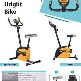 PROMO AKHIR TAHUN / treadmill / homegym / sepeda statis Id18B xqk717