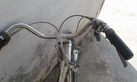 It is a Japanese cycle in a good condition
