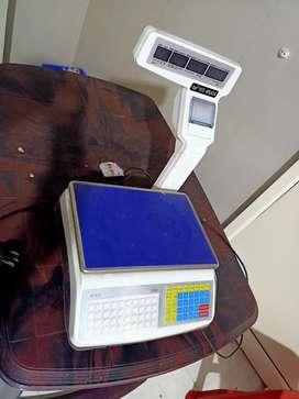 Weighing Machine Bill Printing