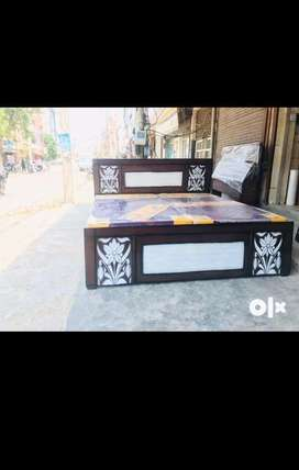 double bed के साथ double bed के mattress free free