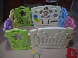 Baby fence / Pagar bayi